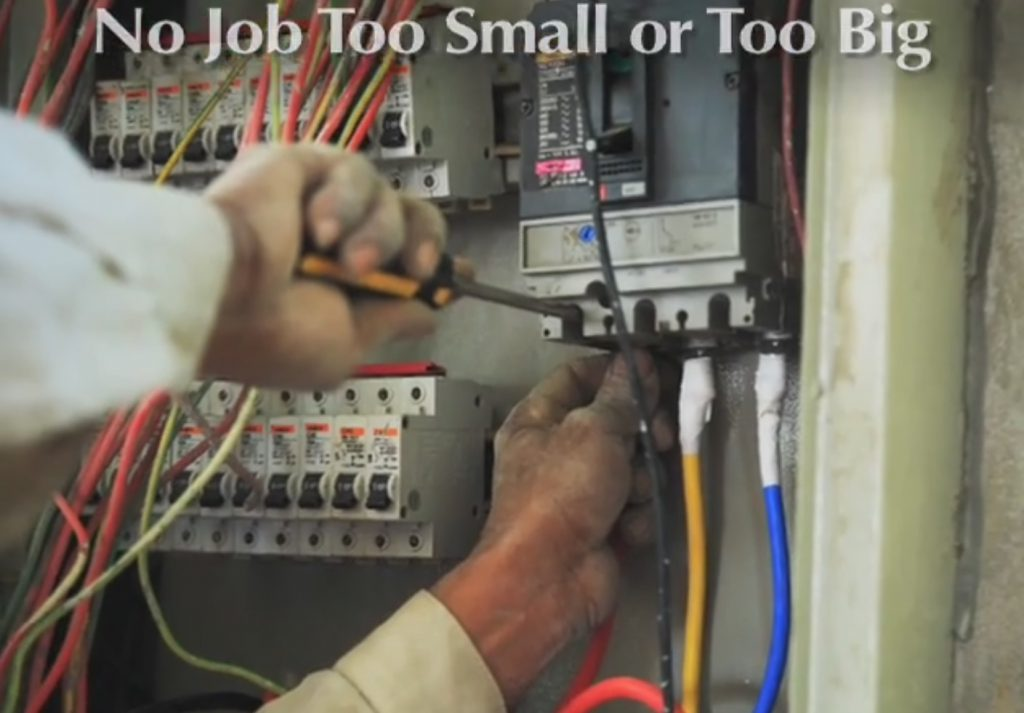 No Electric Job Too Big or Small
