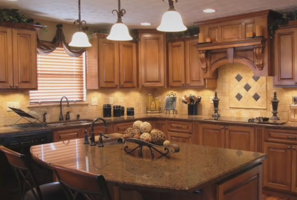 Residential Kitchen Lighting