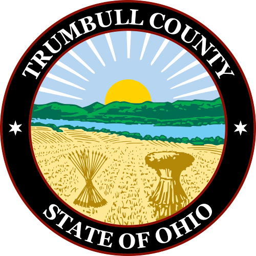 Trumbull County State of Ohio Seal